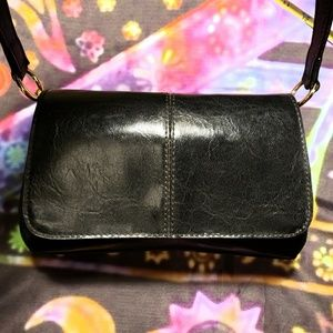 Small Black Hand Bag  By Liz Claiborne